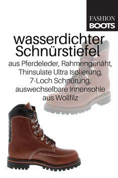 2df71f38c60a83 Chippewa 5154CHO 1969 Original Kush N Kollar wasserdichter Schnürstiefel -  braun