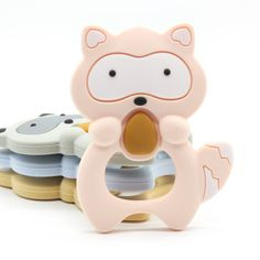 Baby Carter/'s Chime /& Chew Cuddly Lion Teether Teething Toy Baby Shower Gift