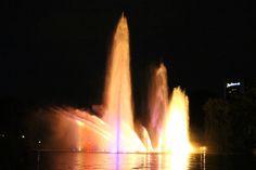 4 Freizeiten: Hamburg .... die letzten Urlaubsfotos vom Sommer, Wasserlichtspiele