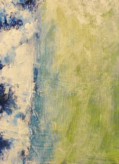 Birch VII - Mixed Media, Canvas, 2012