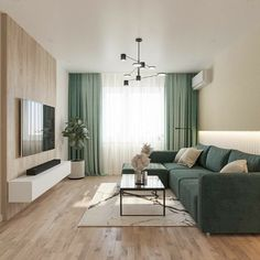 Living Room Tv Unit Designs, Home Design Living Room, Home And Living, Living Room Decor, Classy Living Room, Apartment Interior, Living Room Inspiration, House Rooms, Home Interior Design