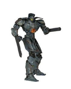 "Gamerzoutlet.com - 7"" GIPSY DANGER jaeger PACIFIC RIM figure BATTLE-DAMAGED   SWORD neca SERIES 2, $52.99 (http://www.gamerzoutlet.com/7-gipsy-danger-jaeger-pacific-rim-figure-battle-damaged-sword-neca-series-2/)"