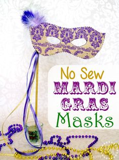 Share Tweet + 1 Mail The biggest party of the year is coming up in just a fewweeks. I'm talking about Mardi Gras, of ...