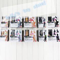 En boîte 10 Style Archétype Il Archétype Elle Ferrite SHFiguarts CORPS KUN CORPS CHAN Ver. PVC Action Figure Collection Modèle Jouet