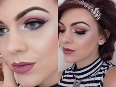 How to apply false eyelashes tutorial done by 17 year old GlamEffects by Rachel.  https://www.facebook.com/FaceArtbyRachel Instagram: @glameffectss