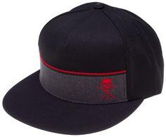 SULLEN BARRED SNAPBACK HAT BLK $30.00 #sullen #hat #snapback #tattoo