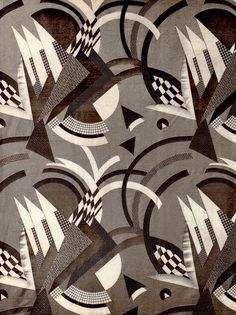 Maurice Dufrene textile