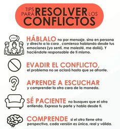 Red de Tutores Virtuales: Tips para resolver los conflictos