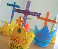 Image result for Jesus is the Christ kids craft
