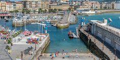 San Sebastián, País Vasco, Euskadi Recomiendo excursión de 1 dia desde Bilbao, los hoteles suelen ser bastante caros y están llenos. Són solo 100 km y poco más de 1 hora en coche.   Pasear por el casco antiguo, la playa de la concha, ciudad muy bonita  TIPO ACTIVIDAD: excursión / cultural