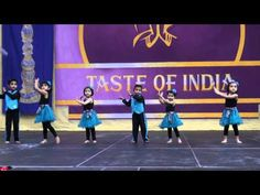Chesapeake Super Kids' Dance Performance at Taste of India 2012 Norfolk, VA Square Dance, Norfolk, Rodeo, Kindergarten, Dancer, India, Youtube, Kids, Young Children