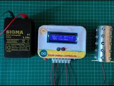ARDUINO SOLAR CHARGE CONTROLLER (Version-1): 11 Steps (with Pictures)