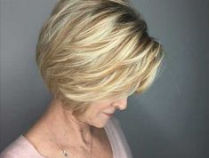 Splendid Short Haircuts for Older Women