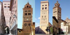 Teruel - photos by Robert Bovington - The towers of Teruel are quite splendid and UNESCO think so too - they have included them in the Mudéjar Architecture of Aragón World Heritage site. They include the Belfry-Tower of the Cathedral of Santa María, the towers of the churches of San Pedro, San Salvador and San Martín. blog: http://bovington-posts.blogspot.com.es/