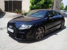 Audi TT RS ABT QUATTRO