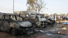Worst Attack in Nigeria Capital Kills 72 in Rush Hour - Bloomberg
