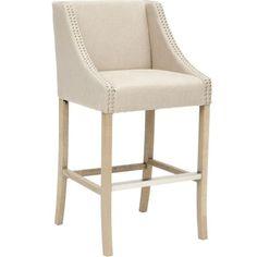 Cascade Barstool | classic home furnishings | high fashion home $350