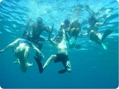 Blue Cruise activities: Enjoy snorkeling during your luxury gulet cruise