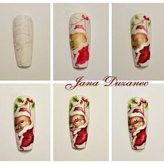 Sbs christmas teddy -all with pasta JN -all available on www.nails-jana.com #jana #janagel #jananails #janaduzanec #sbsnailart #teddybear #christmasnails #christmasnailart #cutenailart #instanails #nails #nailart #nailprodigy #nailpro #nailswag #nails4today #nailsofinstagram#unghie