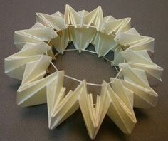 Walter Chen - paper jewelry