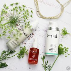 Calling all those with sensitive skin!  Pai Skincare has landed at Beautiful Because, pure and kind for all sensitive skin concerns