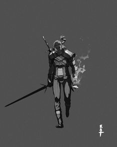 The Witcher by Katlego Motaung Witcher Art, Fantasy, Character Art, Game Art, The Witcher, Geralt Of Rivia, The Godfather Poster, Witcher Tattoo, Mike Mignola Art