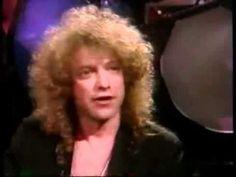 Lou Gramm TV interview excerpt 1990 - YouTube
