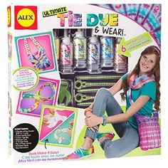 #Christmas Where can you buy ALEX Toys Do-it-Yourself Wear Ultimate Tie Dye & Wear for Christmas Gifts Idea Online Shopping . Before you decide to create a tough set of solutions to buy that Christmas . Setting up what you may acquire, deciding the amount you may invest, along with finding out the optimum time to try and do ...