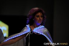 WEARABLE TECHNOLOGY  by AthensFashionClub and MARIA VYTINIDOU Catwalk Mag ® | Fashion Shows and Events | Athens Xclusive Designers Week SS2016 Wearable Technology, Athens, Catwalk, Fashion Show, Designers, Wonder Woman, Events, Superhero, Disney Princess