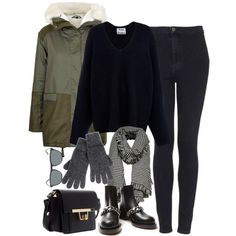 Inspired outfit for the movies