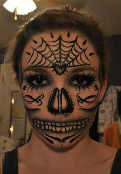 Sugar Skull by wompler.deviantart.com on @deviantART