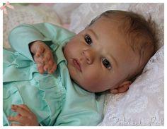 "New Reborn Baby Doll Kit Sabrina By Reva Schick @ 20"" @ • EUR 76,09 - PicClick FR"