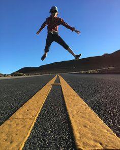 "72 Likes, 6 Comments - Bua Nongnapat (@buanongnapat) on Instagram: ""I believe I can fly #haleakala #maui #hawaii #vacation #yvr #vancouver #vancity #nofilter #bc…"""