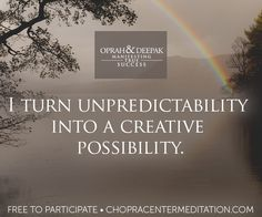 Welcome to Day 17 – Taking Advantage of Unpredictability