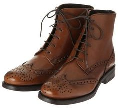 Handsome lace up boots / ShopStyle: [UNITED ARROWS green label relaxing] [ユナイテッドアローズグリーンレーベルリラクシング] [ボエモス]BOEMOS