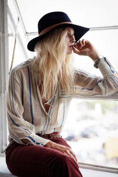 Janessa Leone #fall #lookbook