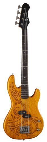 Luna TAT30 Tattoo Etched Mahogany Body Short Scale Electric Bass Guitar, Rosewood Fretboard, Matte $ 199.00 Bass Guitars Product Features Laser etched tattoo art by Alex Morgan Body: mahogany Neck: maple Fretboard: rosewood Tuners: die cast covered Bass Guitars Product Description The Tattoo takes its bold design from traditional Polynesian body .. http://www.guitarhomes.com/luna-tat30-tattoo-etched-mahogany-body-short-scale-electric-bass-guitar-rosewood-..