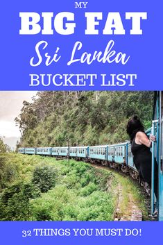 Sri Lanka is the ultimate holiday destination in Asia. For such a small island it packs a hell of a lot in! You'll wonder if you're in the same country as you travel from sandy beaches, to tea plantations, jungle to ancient cities. It's really quite amazing. Now, if you're just starting to plan your trip