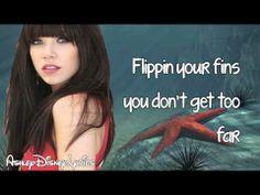 ▶ Carly Rae Jepsen - Part Of Your World (with lyrics) HD - YouTube