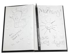 Are your ideas waterproof? - http://noveltystreet.com/item/914/