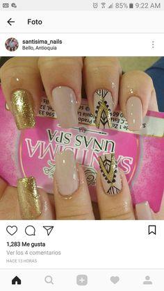Red Nails, Beauty Nails, Manicure, Nail Designs, Nail Art, Erika, Lotus, Nail Ideas, Gel Nail