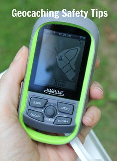 Geocaching Safety Tips #PuracynFirst #sponsored