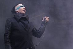 Marilyn Manson on 'The Pale Emperor,' 'Sons of Anarchy,' Tapping Into the ... Marilyn Manson  #MarilynManson