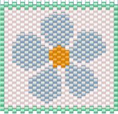 Bead-It-Forward flower patterns