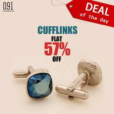 Buy #men cufflinks online at www.ohnineone.com  #mensfashion #ohnineone