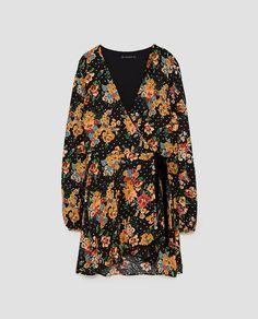 Zara, Jumpsuit Dress, Mini, Floral Prints, Blazer, Blouse, Jackets, Fashion Trends, Collection