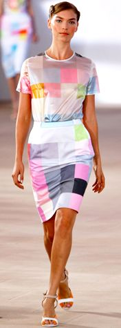 Preen Spring 2012 | NY Fashion Week