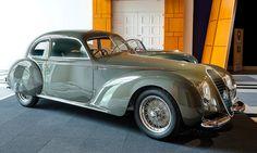 Alfa Romeo 6C 2500 S Castagna (1939)