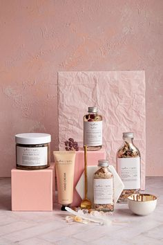 Product Styling and Photography for Indie and Mae