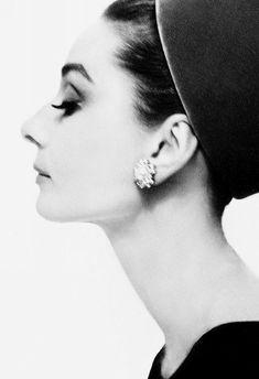 Role Model of Stylish Femininity … Audrey Hepburn by Cecil Beaton, 1964